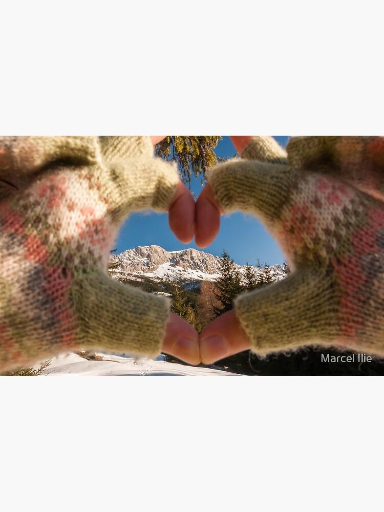 ♥ Mountains by imaruseru