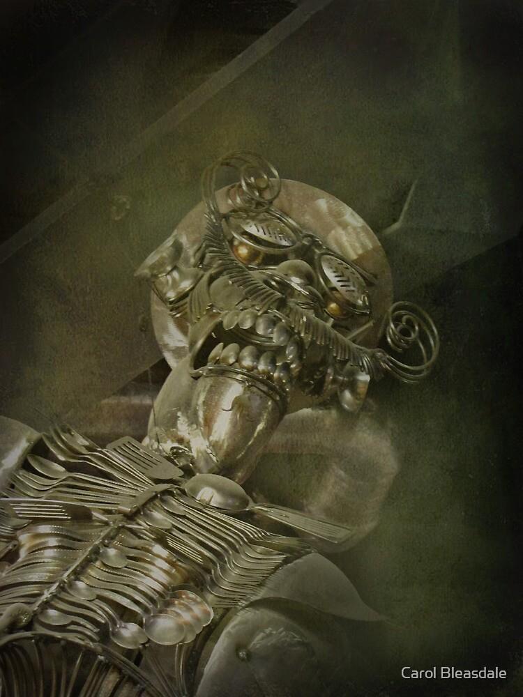Metal Man by Carol Bleasdale