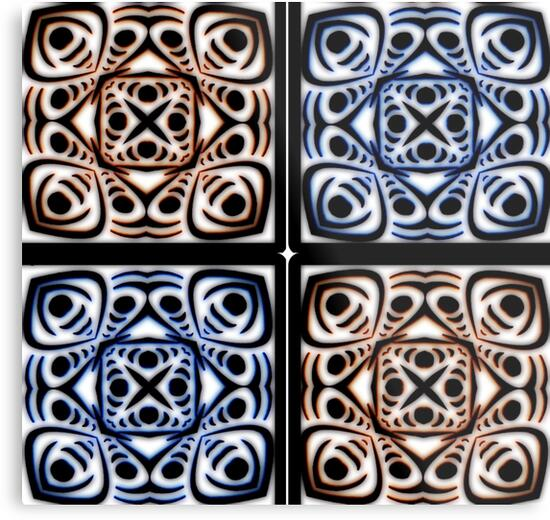 Tile Design by Angelique Kennerley
