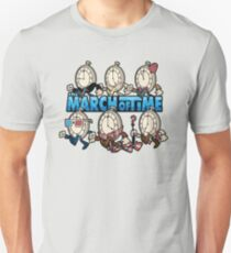The March of Time Unisex T-Shirt