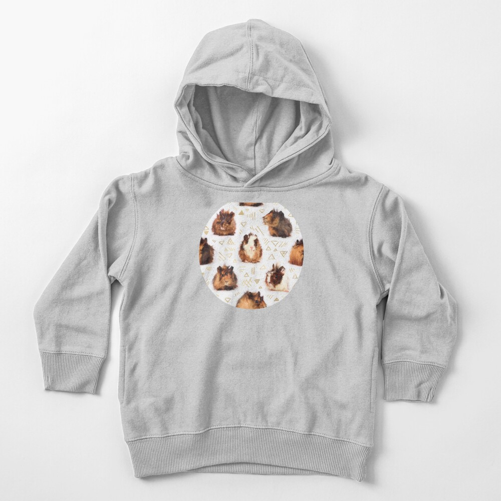 The Essential Guinea Pig Toddler Pullover Hoodie