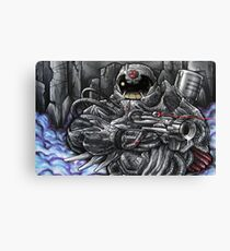 assault 2 Canvas Print