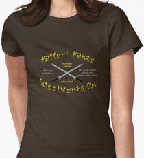 Hattori Hanzo - Kill Bill Women's Fitted T-Shirt