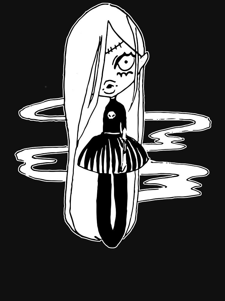 ▴ zombie ▴ by pixiepunk