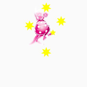 Pink Kanga Southern Cross by ligortees