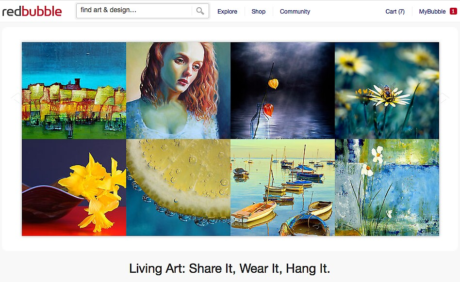 11 November 2011 by The RedBubble Homepage