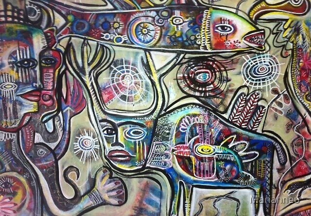 Tribal by Marianneu
