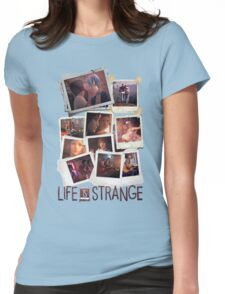 Pictures Womens Fitted T-Shirt