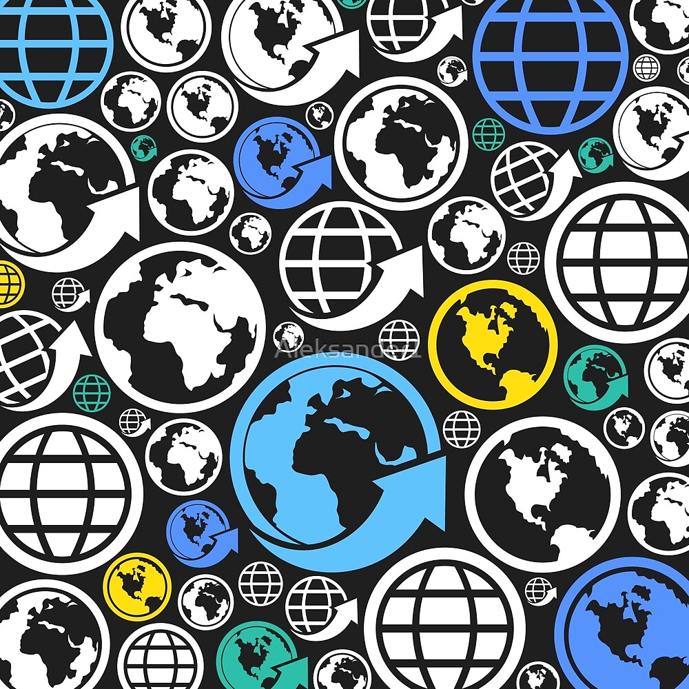World a background by Aleksander1