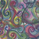 Pinwheels of color by acquart