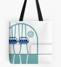 Lake Buena Vista Peoplemover Tote Bag