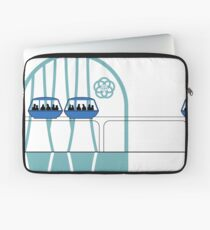 Lake Buena Vista Peoplemover Laptop Sleeve