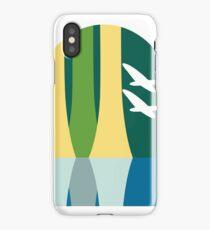 Lake Buena Vista Classic Logo iPhone Case