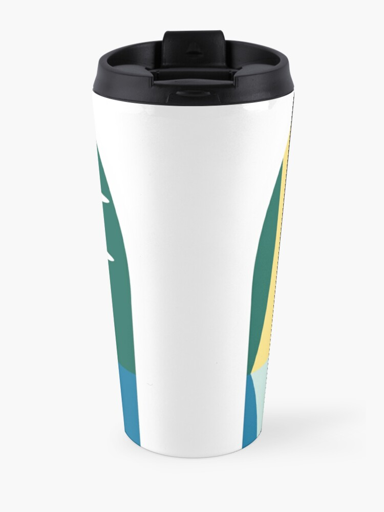 Alternate view of Lake Buena Vista Classic Logo Travel Mug