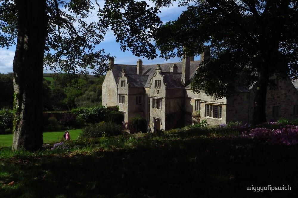 Trerice; Elizabethan Manor House by wiggyofipswich