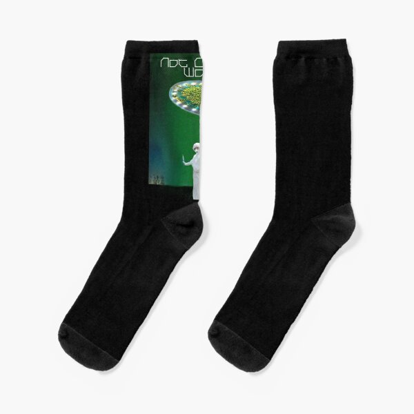 Not of This World Socks