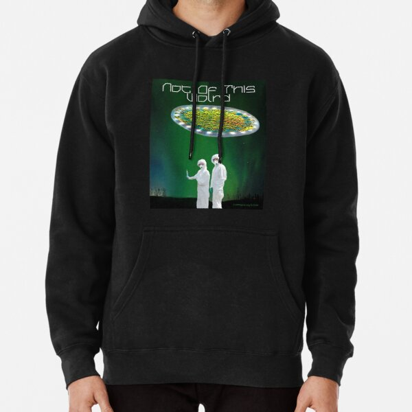 Not of This World Pullover Hoodie