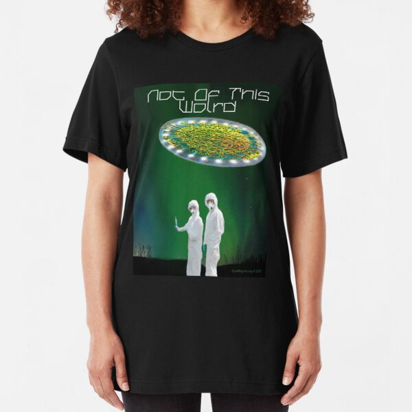 Not of This World Slim Fit T-Shirt