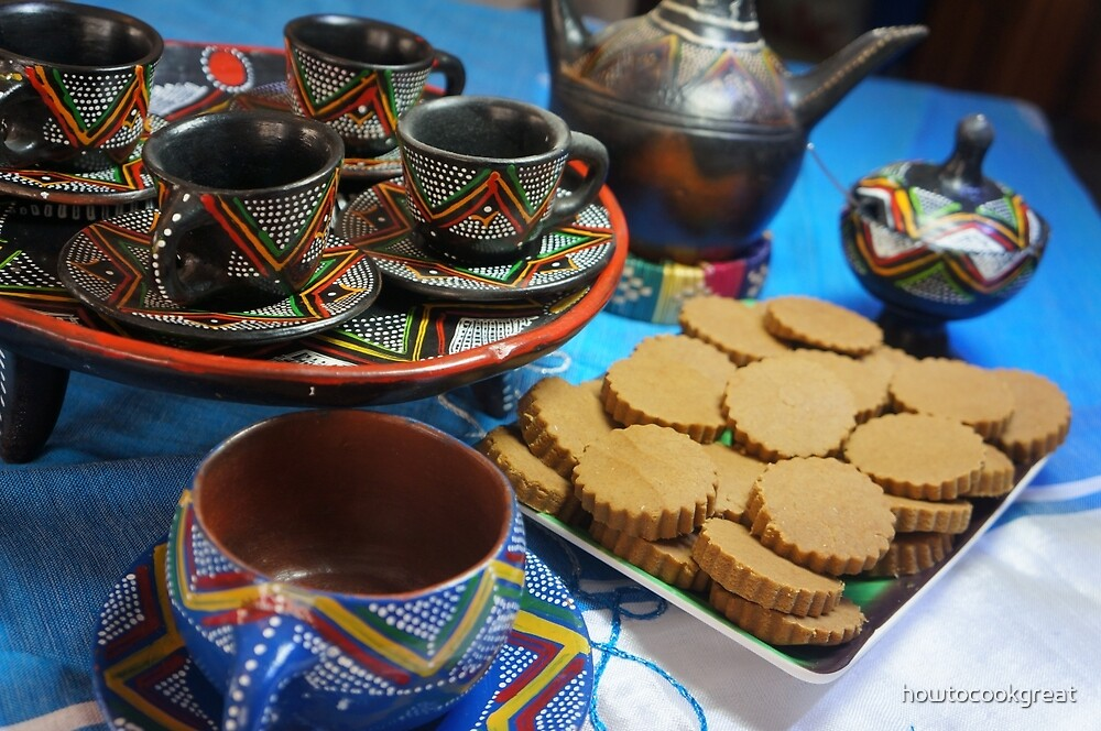 Ethiopian Coffee by howtocookgreat