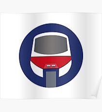 Monorail Logo Poster