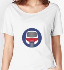 Monorail Logo Women's Relaxed Fit T-Shirt