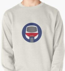 Monorail Logo Pullover