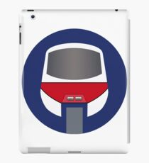 Monorail Logo iPad Case/Skin