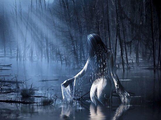 The Siren by Svetlana Sewell