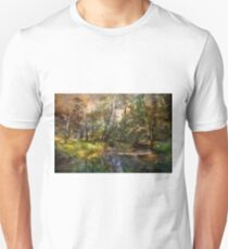 Hopkins Pond, Haddonfield, N.J. Unisex T-Shirt