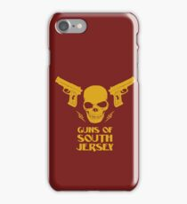 The Guns of South Jersey iPhone Case/Skin
