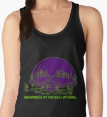 Meanwhile at the Legion of Doom Women's Tank Top