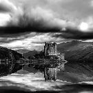 Castle Reflection by Chris Cherry