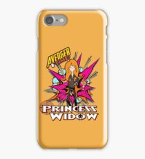 Princess widow - Avenger Time iPhone Case/Skin