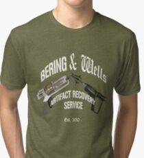 Bering and Wells  Tri-blend T-Shirt