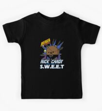 Nick Candy Agent of S.W.E.E.T - Avenger Time Kids Clothes