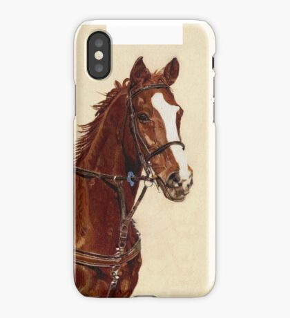 Thoroughbred iPhone and iPod Cases iPhone Case