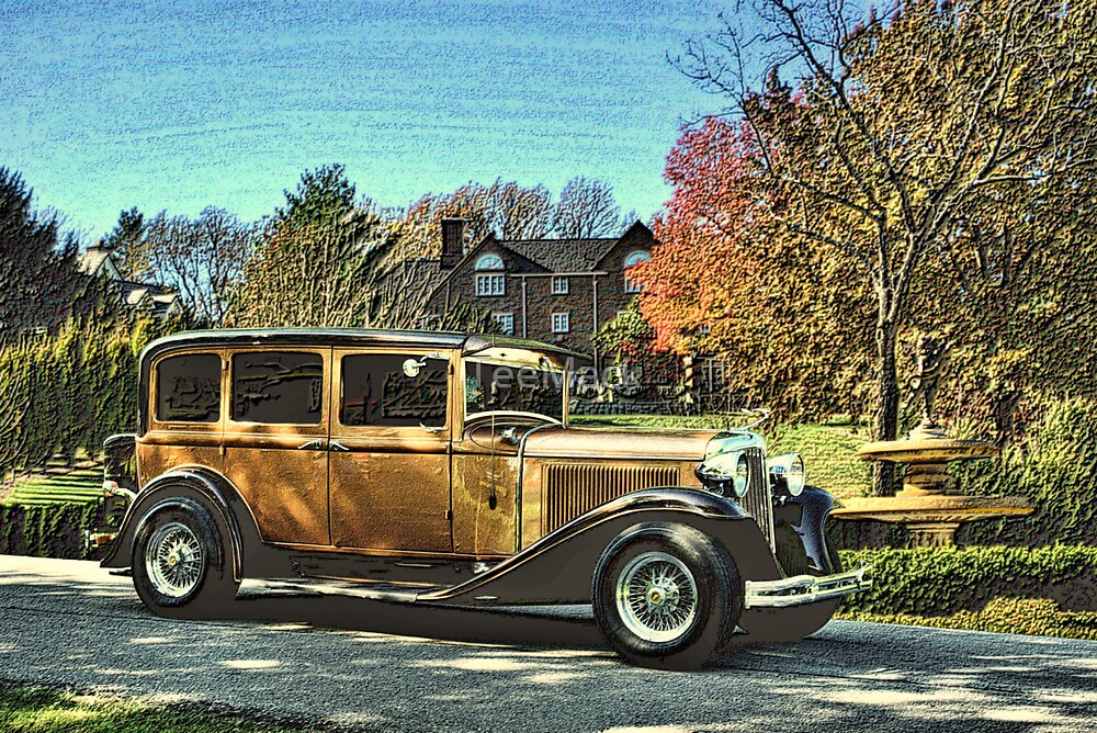 1931 Chrysler Master Sedan by TeeMack