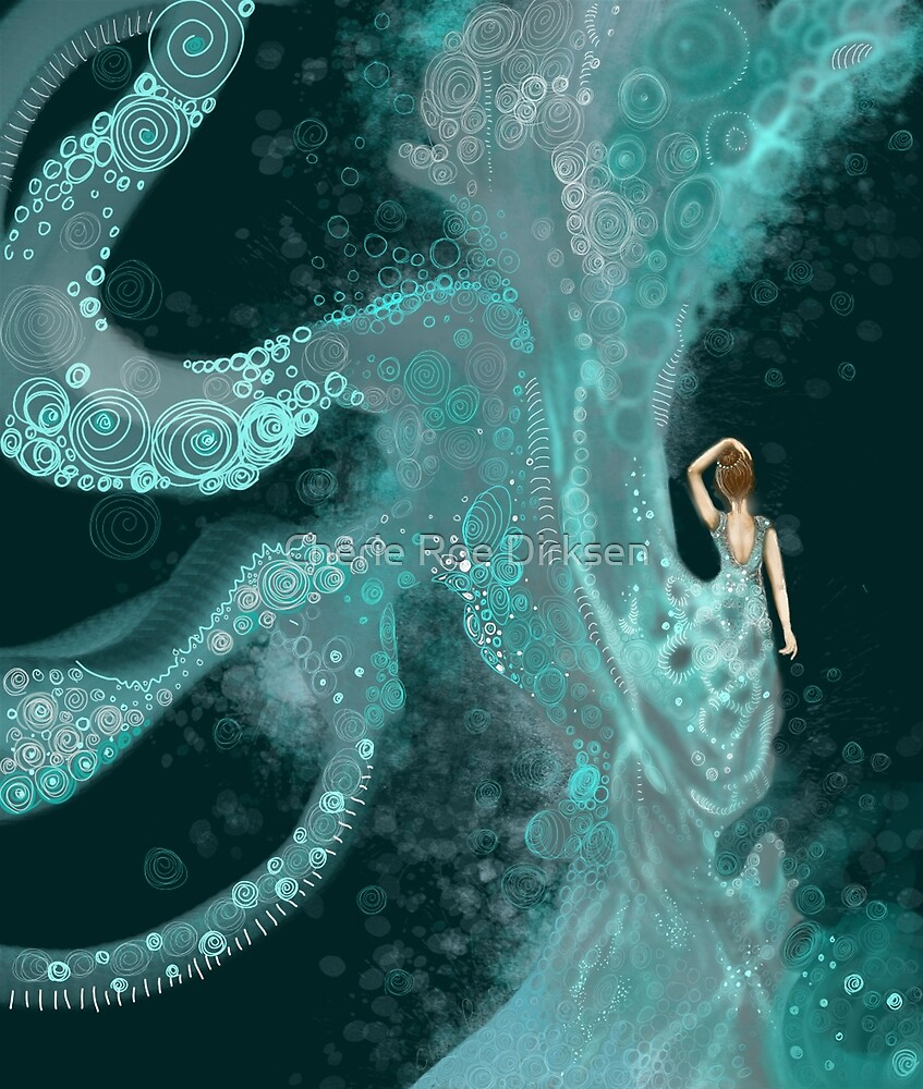 The Water Nymph by Cherie Roe Dirksen