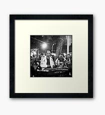 Night Music Framed Print