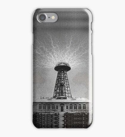 Wardenclyff Tower iPhone Case/Skin