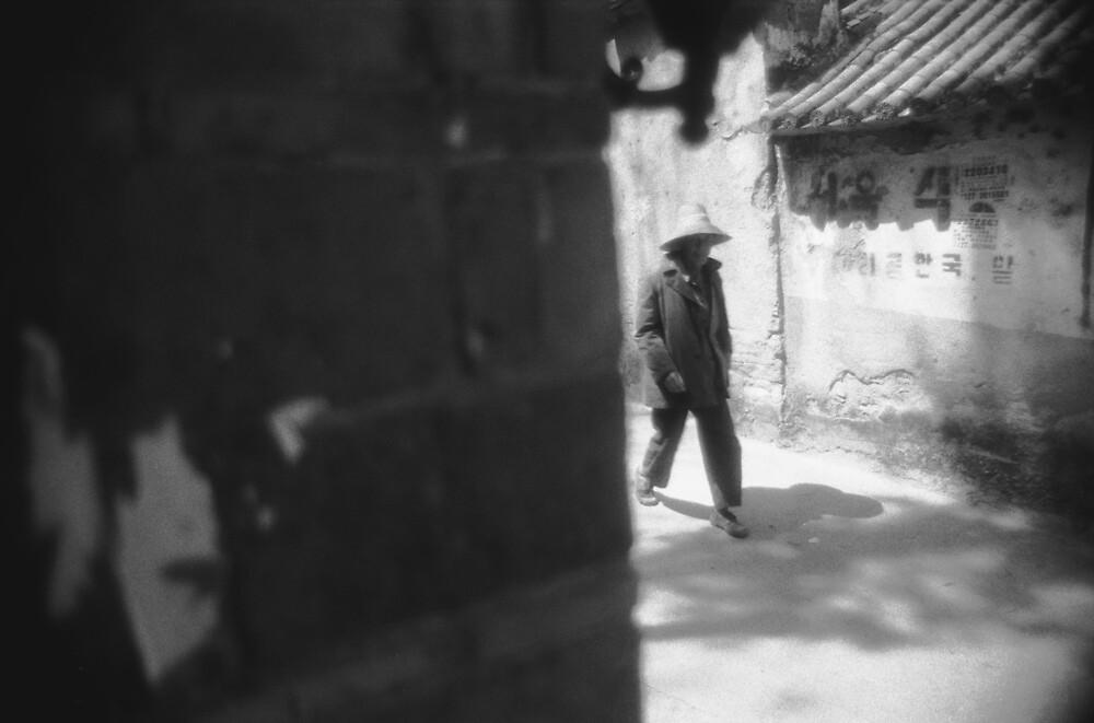 Dali Streetcorner by Giles Freeman