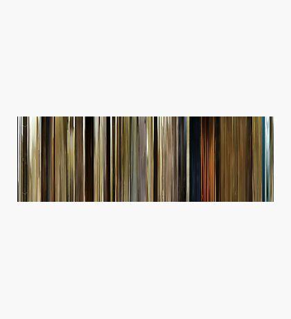 Moviebarcode: O Brother, Where Art Thou? (2000) Photographic Print