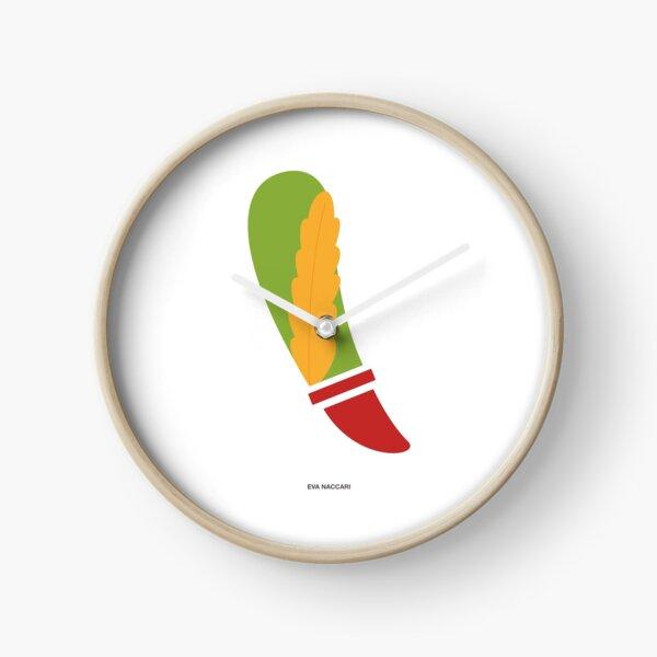Asso di bastoni Clock