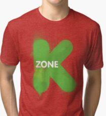 big and green Tri-blend T-Shirt