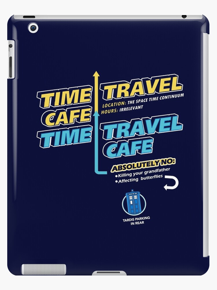 Time Travel Cafe by BootsBoots