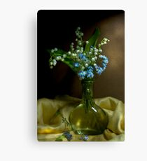 It was a Spring Day Canvas Print