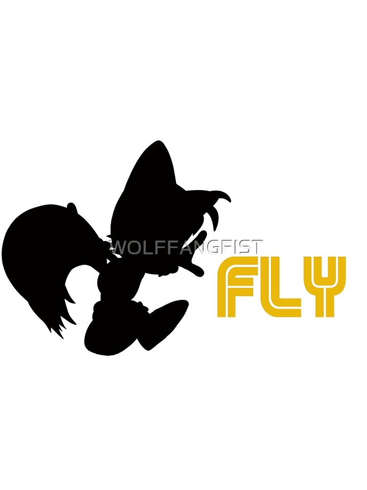 Fly Type: Tails by WOLFFANGFIST