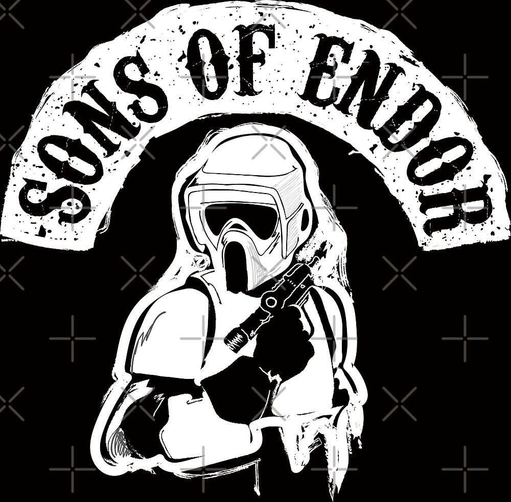 Sons Of Endor by WASABISQUID