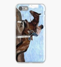 Horse Jumper iPhone Case iPhone Case/Skin