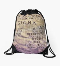 Sister Teachers Drawstring Bag